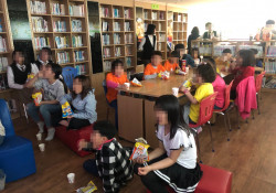4월 아동영화관람